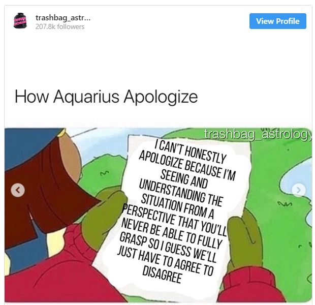 24 Times The Internet Proved That Aquarians Just Can't Deal