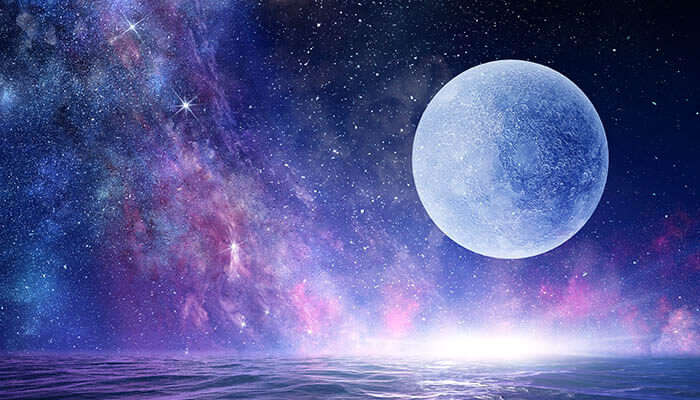 Here's Why The Second Libra Full Moon of the Year Will ...