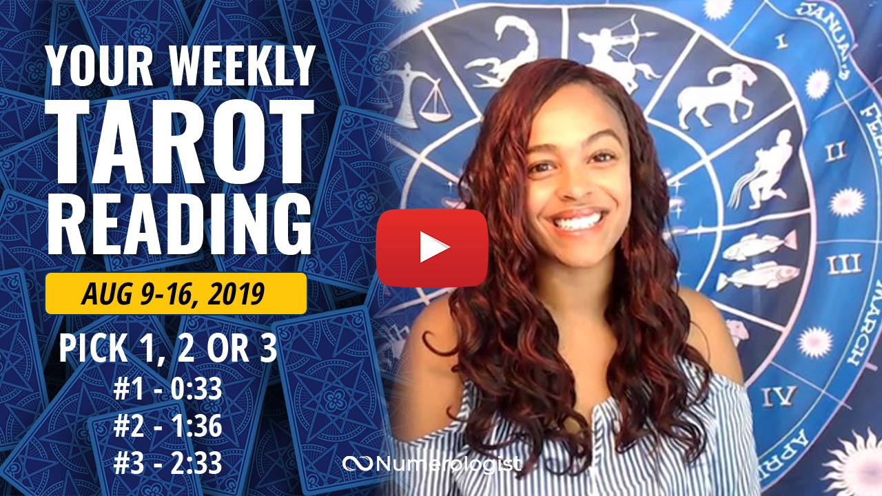 weekly tarot reading aug 9