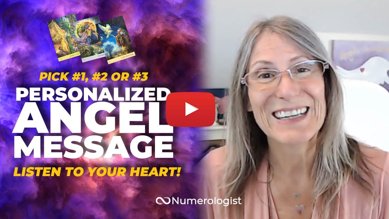 angel message listen to your heart