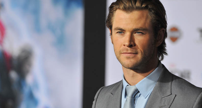 Chris Hemsworth is a Leo astrology sign