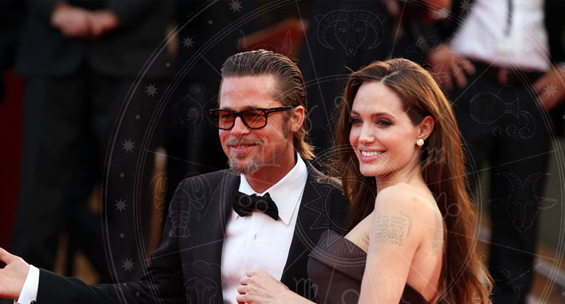 brangelina compatibility astrology