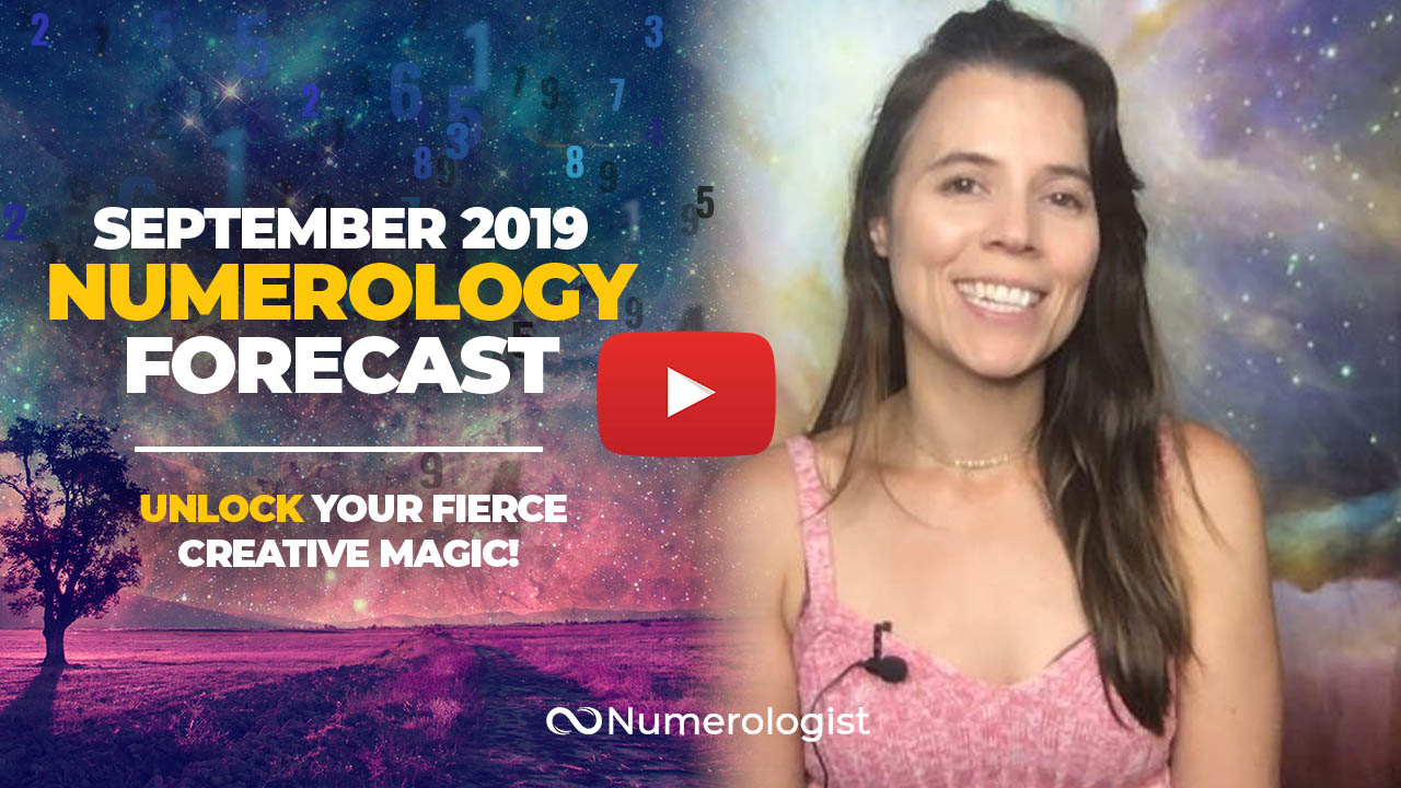 September numerology forecast