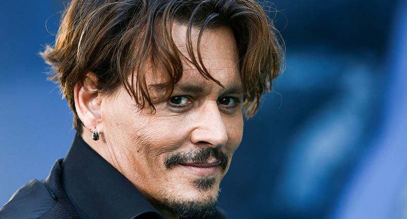 was Johnny Depp influenced by his astrology moon sign?