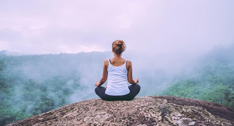 meditation improves wellbeing
